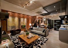 Mostra Casa Cor -Meu Loft Gebara & Filártiga Arquitetos
