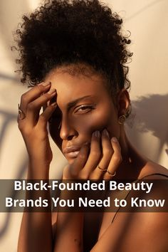 Black Beauty Brands~Beauty~Haircare~Makeup Natural Hair Care Tips, How To Grow Natural Hair, Natural Hair Styles, Natural Hair Growth, Best Serum, Girls Natural Hairstyles, Hair Serum, Glowy Skin, Even Skin Tone