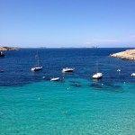Cala Saladeta - Ibiza http://www.wanderlustblog.net/spiagge-ibiza-migliori/