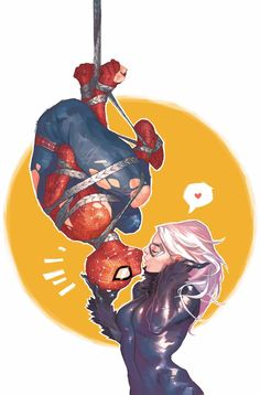 Amazing Spider-Man #18.1 •Yasmine Putri