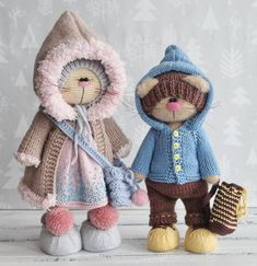 Екатерина Исаева I just bought this pattern and its great Crochet Amigurumi, Crochet Bunny, Cute Crochet, Amigurumi Patterns, Amigurumi Doll, Crochet Animals, Crochet Patterns, Knitted Dolls, Crochet Dolls