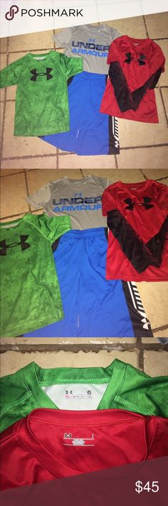 Bundle of 4 pieces Great condition! No stains or rips!❣️👌🏼 Under Armour Other