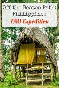 TAO Expedition Palawan - Sustainable Travel Philippines