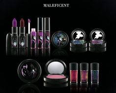 Mac Malificent makeup line