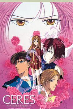 "Crunchyroll - Crunchyroll Adds ""Ceres, Celestial Legend"" and ""Cardcaptor Sakura: The Movie"""