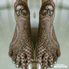 Full Mehndi Designs, Modern Henna Designs, Wedding Henna Designs, Mehndi Designs Feet, Indian Henna Designs, Legs Mehndi Design, Stylish Mehndi Designs, Dulhan Mehndi Designs, Mehndi Design Pictures
