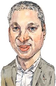 2013 Forty Under Forty - Stefan Dunatov, 39 CIO, Coal Pension Trustees Investment Limited