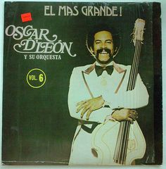 EL MAS GRANDE ! Salsa Music, Grande, Singer, Baseball Cards, Sports, El Diablo, Orchestra, Hs Sports, Salsa