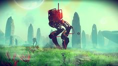 easyLife No Man'S Sky Fantasy Art Concept Science Fiction Poster Custom Home Decoration Photo Poster Prints Inch – Classic Poster Collector No Man's Sky, Sean Murray, No Mans Sky Ps4, Shadow Of The Beast, Videogames, Hello Games, Sky Gif, Playstation, Games