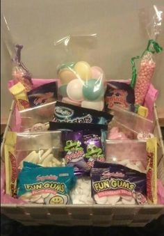 Sweet hamper