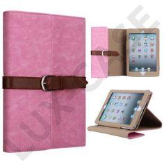 Monarco iPad Mini Lærdeksel (Rosa)
