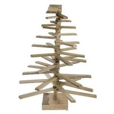 Recycled Wood Christmas Tree 36 ** Check out this great product by click affiliate link Amazon.com