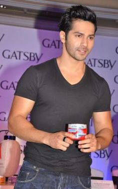GATSBY signs on Varun Dhawan as Brand Ambassador #Bollywood #Hollywood http://www.buzzintown.com/tags/filter--varun%2Bdhawan/segment--movie-all.html