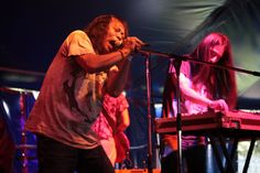 #incu2012  In 1983, the krautrock-pioneer starts the Damo Suzuki's Network, later to become the biggest band on earth. He performed with 4,000 different local sound carriers in 40 countries.