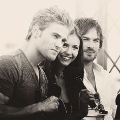 paul, nina, ian.  o you gorgeous people, you.