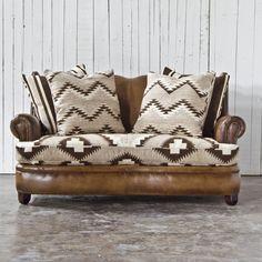 6400 English Winged Settee - Ralph Lauren Home - RalphLaurenHome.com