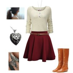 Alison Argent (Teen Wolf) - Polyvore