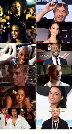 Fast and Furious Cast Then and Now -Watch Free Latest Movies Online on Fast And Furious Cast, Fate Of The Furious, Michelle Rodriguez, Vin Diesel, Gal Gadot, Movies Showing, Movies And Tv Shows, Dominic Toretto, Furious Movie