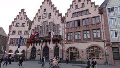 fʁaŋkfʊɐt am maɪn - Frankfurt