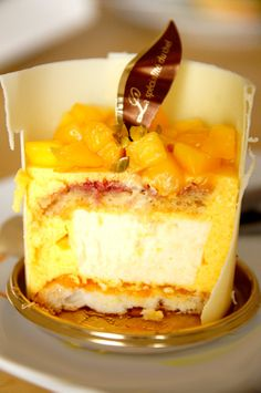 Mango Desserts on Pinterest | Mango Desserts, Mango Pudding and Chine ...
