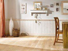 Charmant Schöne Alternativen: Holz, Laminat Und Kunststein Paneelen