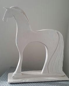 CERAMIC HORSE BY Krystyna Borys-Karwańska