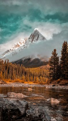serenity - nature | life on earth - wanderlust - explore - adventure - wilderness - wild - natural - mountains - fog - hiking - camping - beautiful - idea - ideas - inspiration - nature photography
