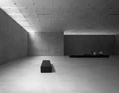 Peter Zumthor, Kunsthaus Bregenz, Vorarlgerger Landesgalerie, Bregenz, Austria, 1997   Photo by Helene Binet