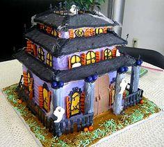 House From Verna Hickman Of Kirtland New Mexico Calls For Five Cakes  cakepins.com
