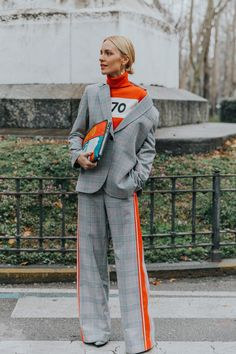 MILAN FALL 18/19 STREET STYLE I | Collage Vintage