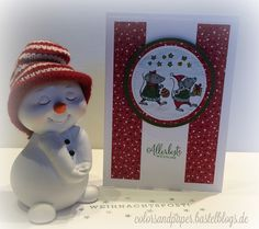 Colors  & Paper - Stampin' Up! - Weihnachten
