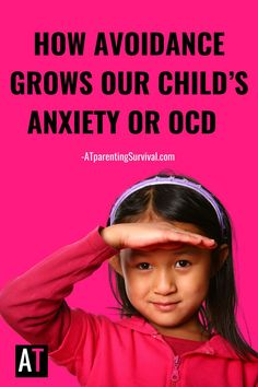 Avoidance is one of the fastest ways to grow anxiety and is one of the most common types of compulsions for OCD. Learn how avoidance grows and what to do about it. Youtube Videos For Kids, How To Calm Anxiety, Anxiety In Children, Coping Skills, Ocd, Parenting Hacks, Toddlers, Survival