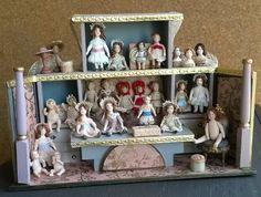 miniaturas de Almudena González la tienda de las muñecas