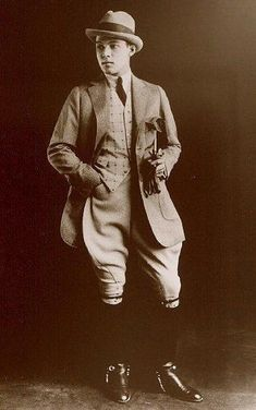 Downton inspired hunting coat with jodhpurs. Reporter/young townsperson or even the elephant head
