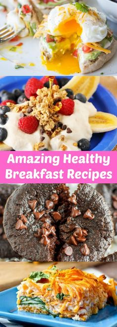 Healthy Breakfast Ideas to Start Your Day Off Right