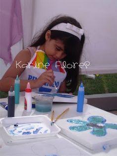 Fabrica de Sonho: Pintando o 7