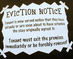 Eviction Notice custom funny maternity shirt by BabytalkDesigns, $23.99