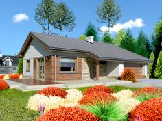 Yes, now projekty dom—w tend to be easier with the aid of such home design software. Tree Bedroom, Home Design Software, Simply Home, Design Case, Small House Plans, Model Homes, Home Fashion, Exterior Design, Home Projects