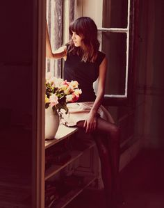 """Rain on the window makes me lonely...""  -Miranda Lambert"