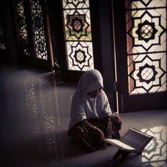 Yuk nambah pahala ramadhan dengan baca Al Quran