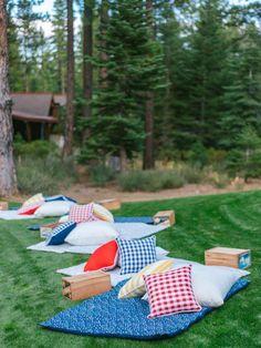 Lake Tahoe Rehearsal Dinner - Mindy Weiss Picnic Blanket, Outdoor Blanket, Mindy Weiss, Rehearsal Dinners, Lake Tahoe, Photography, Photograph, Fotografie, Photoshoot