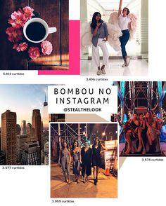 bombou no instagram