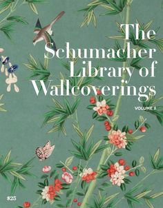 Wallpaper Wizardry | The Schumacher Library of Wallcovering
