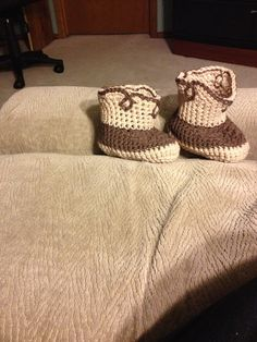 Baby Cowboy Booties Crochet Projects, Straw Bag, Burlap, Reusable Tote Bags, Booty, Swag, Hessian Fabric, Jute