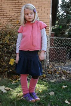 Girls sweater, pink recycled cashmere and wool. Girls cardigan Back to school Fall Fashion - Raspberry pink cardigan - Eco friendly clothing...