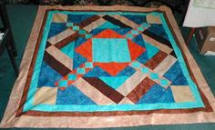 southwestern quilting designs | Quilting Challenge - Make an Arizona or Southwest Themed Quilt