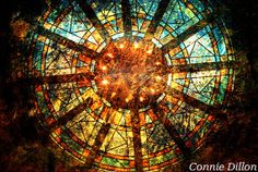 Geometric Light 85 x 11 Color Photograph gold  by ConnieDillon10, $23.00