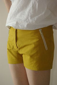 Short par sohomemade - thread&needles