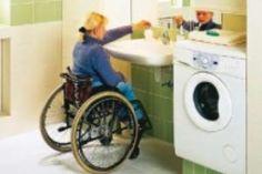 Znalezione obrazy dla zapytania mała łazienka dla niepelnosprawnych