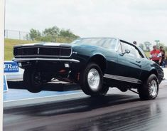 1968 Camaro, Chevrolet Camaro, 70s Muscle Cars, Old Race Cars, Drag Cars, Station Wagon, My Dream Car, Drag Racing, Hot Cars
